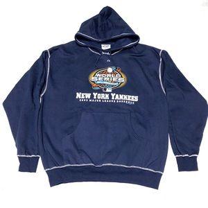 NY Yankees 100th anniversary World Series Hoodie